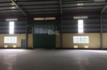 Cho thuê kho xưởng đường Tây Thạnh, Khu CN Tân Bình, Tân Phú - diện tích: 3100m2 - giá: 354 tr/th
