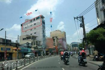 Cho thuê mặt bằng đẹp MT 621 Trường Chinh, DT: 3.5x20m, ngay mũi tàu, KD tự do hoặc mở văn phòng