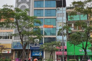 Cho thuê cửa hàng 3 tầng dưới nhà mặt phố Xã Đàn, DT 70m2, nhà 7 tầng, giá 70tr/ tháng