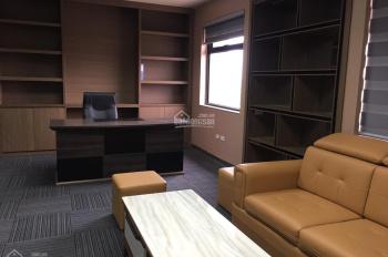 Cho thuê văn phòng tòa nhà Việt Đức, Khai Quang, Vĩnh Yên. 142m2, giá: 132k/ m2