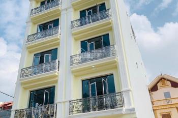 Bán nhà xây mới đường Ngô Quyền, La Khê, HĐ ô tô vào nhà, kinh doanh đỉnh. S50m2x5T, giá 6,3 tỷ