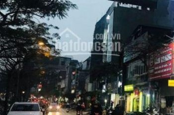 Cho thuê nhà 5 tầng đường Nguyễn Khang, gần cầu Yên Hòa