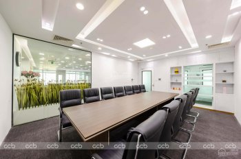 CC cho thuê văn phòng trọn gói 10 - 15 - 20 - 100m2 ngã tư Lê Văn Lương - Hoàng Đạo Thúy Cầu Giấy