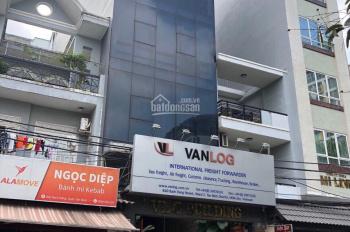 Nhà cho thuê đường Hồng Hà, Phường 2, Tân Bình, DT: 5.5x30m, 4 lầu