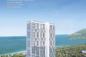 Cần bán căn hộ Flamenco Quy Nhơn Melody, 2 phòng ngủ 1 WC, DT 69m2 giá 2.8 tỷ. LH 0792366350