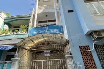 Bán nhà mặt tiền kinh doanh đường Út Tịch, P4, Tân Bình, nhà mới 3 lầu, cho thuê 35tr/tháng, lề 2m