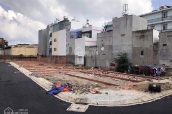 Bán đất đường Đỗ Thừa Luông, DT: 4m x 16m, Sổ hồng riêng. Giá: 4.7 tỷ TL