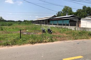 Cần bán đất mặt tiền đường Bến Súc - xã An Phú - Củ Chi