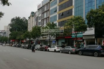 Bán nhà mặt phố Nguyễn Văn Huyên, Quận Cầu Giấy