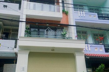 Cho thuê nhà mới xây 138A Huỳnh Văn Bánh, Quận Phú Nhuận gần ngã 4 Trần Huy Liệu, LH: 0938868747