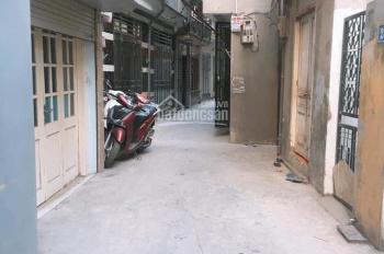 Bán gấp mặt ngõ Dương Văn Bé, Hai Bà Trưng, lô góc, 20m ra phố, 75m2, MT 9.4m, 6 tỷ có TL