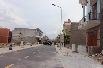 Bán đất mặt tiền kinh doanh Phú Hồng Thịnh 8 Bình Chuẩn Thuận An, sổ hồng riêng