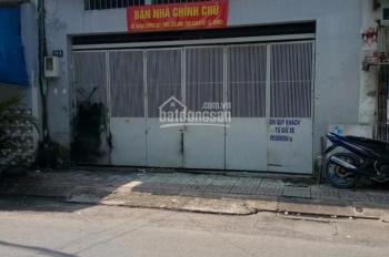 Bán nhà mặt tiền đường Lê Lư, 6.4m x 19.85m, giá 15 tỷ, P. Phú Thạnh, Q. Tân Phú