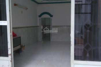 Cho thuê nhà nguyên căn đường Trần Văn Cẩn, Q.Tân Phú. DTSD: 152m, trệt, lầu, 5 phòng, giá 10tr/th
