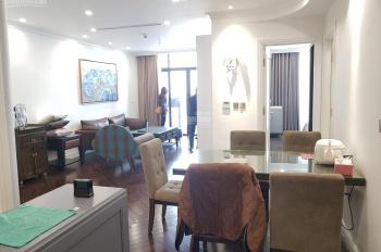 Cho thuê CHCC Hòa Bình Green, 95m2, 2 phòng ngủ, nội thất đầy đủ, giá 11 tr/th, 08.6858.6220