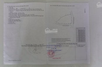 Cần bán nhanh 3 lô đất ở Vĩnh Lương, Nha Trang cách đường Phạm Văn Đồng 300m