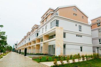 Biệt thự Dragon Parc 1 cho thuê, nhà đã decor sẵn, MT đường Nguyễn Hữu Thọ, 35 tr/th, 0909954185