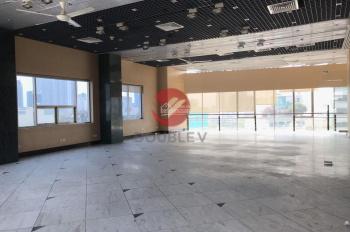 Cho thuê văn phòng giá rẻ quận 1, diện tích 190m2, trần sàn hoàn thiện. Liên hệ 0974040260