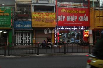 Cho thuê nhà 2 MT Quang Trung, P10 4x16m, 1T 3L giá 45tr/th
