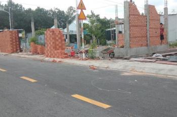 Bán đất MT đường Bình Chuẩn 17 - Thuận An, 100m2, thổ cư 100%, hỗ trợ ngân hàng 60% - 0901737686