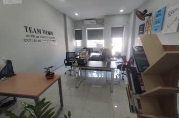 Cho thuê văn phòng nguyên căn mặt tiền Lương Định Của, 4 phòng, 3WC, 1 phòng họp lớn, giá cực tốt