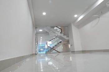 Cho thuê nhà nguyên căn mặt tiền đường Ngô Gia Tự, Q. 10, DT 100m2