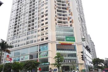 Cho thuê văn phòng, showroom, nhà hàng Golden Field, DT 600m2, giá 320.000đ/m2. LH 0961265892
