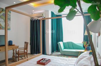Cho thuê 12 phòng full nội thất đẹp căn hộ dịch vụ trung tâm Quận 1