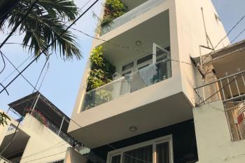 Nhà xịn 3 tầng mới keng đường Đồng Xoài, 4.6 x 13m nở hậu phong thủy, giá bán gấp: 7.6 tỷ