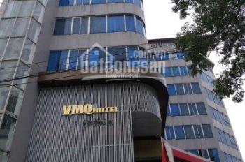 Cho thuê nhà mặt phố làm VP Nguyễn Thái Học, DT gần 400m2, nằm trên tầng 2 tòa nhà. LH: 0987074884