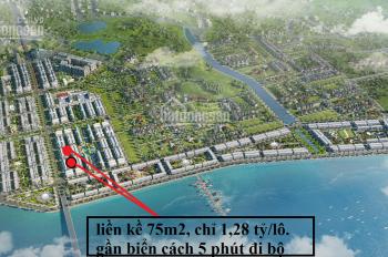 Quỹ căn liền kề/shophouse rẻ nhất thị trường chỉ 1.28 tỷ/lô khu Palm - FLC Tropical, Hà 0369305892
