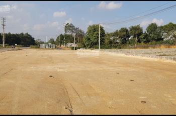 Bán đất thổ cư mặt đường 50m khu CNC Hòa Lạc mặt phố kinh doanh nhà hàng, giá 15tr/m2