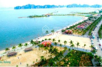 Bán lô ngoại giao mặt cảng Tuần Châu đã có sổ đỏ
