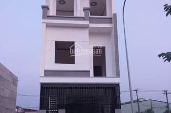 Bán nhà khu dân cư An Phú 1 nhà mới xây 100% nhà 1 trệt 2 lầu