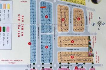 Bán đất lô sát góc dự án Lộc Phát Residence, DT 62m2, Chính chủ