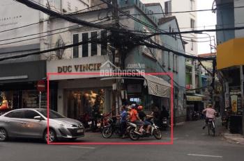 Cho thuê nhà góc 2 mặt tiền Hồ Văn Huê, Phú Nhuận, ngay khu áo cưới