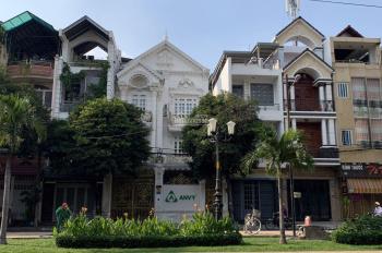 Cho thuê nhà mặt tiền đường Nguyễn Thế Truyện, P. Tân Sơn Nhì, Q Tân Phú, DT 9m x 24m đúc 4 tấm