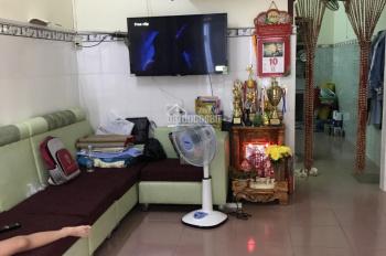 Cần bán nhà 1 trệt 1 lầu, đường Số 6, đình Phong Phú, P., Tăng Nhơn Phú B, Quận 9