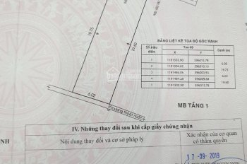 Chính chủ bán nhà khu nội bộ phường Hiệp Tân (gần chợ Cây Keo). Diện tích: 6x22m, giá rẻ 8,89 tỷ