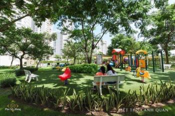 Bán căn hộ Riverside Phú Mỹ Hưng 150m2, 3 phòng ngủ đầy đủ nội thất, view sông trực diện