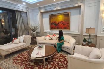 Chính chủ cho thuê căn hộ - Vinhomes D'Capitale, DT 121m2, 3 PN, full đồ đẹp, view hồ, giá 21 tr/th