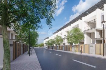 Mở bán 10 căn nhà phố 2 mặt tiền đường lớn, trung tâm chợ Cư Xá Cam Ranh, góp 6 tháng 0% lãi suất