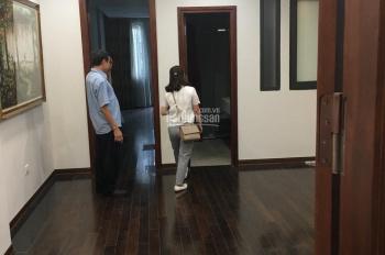 Cho thuê nhà riêng mới đẹp hiện đại ngõ 12 Nguyễn Văn Huyên, Cầu Giấy. DT 70m2 x 5T, MT 5m, 28tr/th