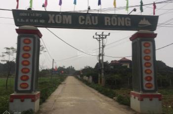 Bán đất thổ cư thôn 6 xã Ba Trại - Ba Vì - Hà Nội