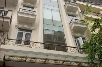 Chính chủ cho thuê nhà 7 tầng mặt phố Mễ Trì Thượng, có thang máy, giá 33 triệu/tháng, 0934455563