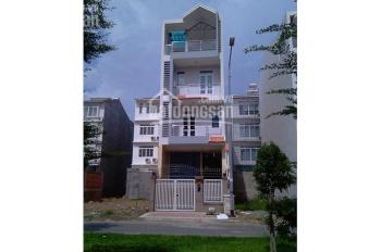 Cho thuê nhà riêng khu đô thị Him Lam Kênh Tẻ, Quận 7.