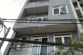 Hẻm xe hơi 8m khủng siêu sang 4.3x13m, CN 54 m2 vuông vức 4 tầng nhà mới Nguyễn Thiện Thuật 8.5 tỷ
