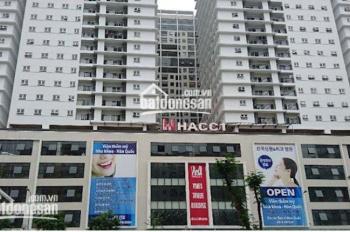 Bán căn hộ chung cư tại HACC1 mặt đường Lê Văn Lương, căn góc, tầng đẹp, full nội thất, giá rẻ