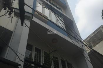 Bán nhà mặt ngõ 6 phố Đội Nhân, Vĩnh Phúc, nhà 5 tầng, ngõ ô tô tránh, giá 7.5 tỷ
