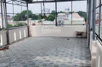 Nhà bán 1 trệt 3 lầu gần chợ nhỏ KDC Thuận Giao, Thuận An, Bình Dương. 0978778361